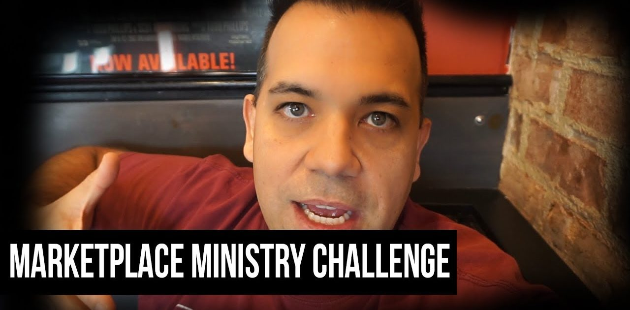 marketplace ministry challenge