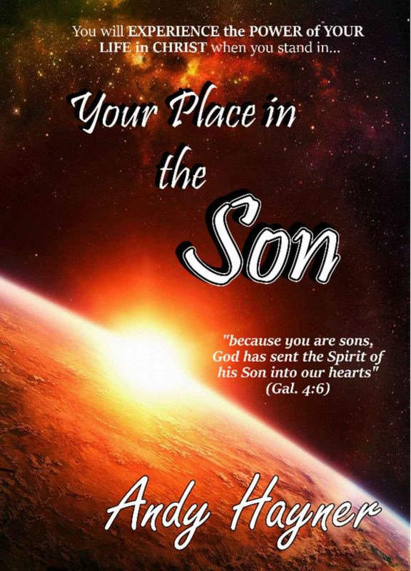 Your Place in the Son: Experience the Power of Your Life In Christ