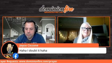 Dominion Fire Live Hangout with Cheryl Fritz of Inside Out Training and Equipping School