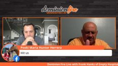 Dominion FIre Live Hangout with Frank Hanks of Empty Hospitals International